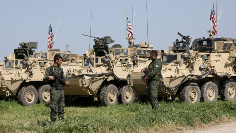 """""""Washington debe seguir armando a los combatientes kurdos después de la retirada de EE.UU. de Siria"""""""