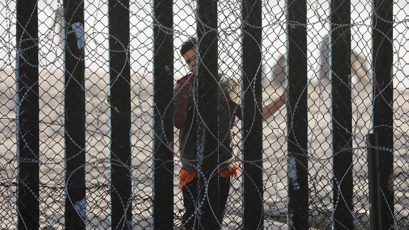 """Un probable candidato presidencial de EE.UU. dice que """"derribaría"""" el muro fronterizo con México"""