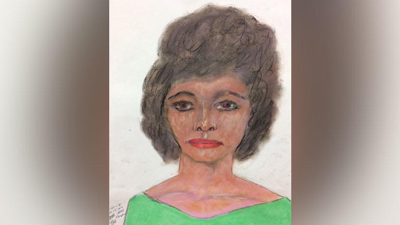 FOTO: Reconoce a su madre en un retrato dibujado por un asesino en serie que mató a más de 90 mujeres