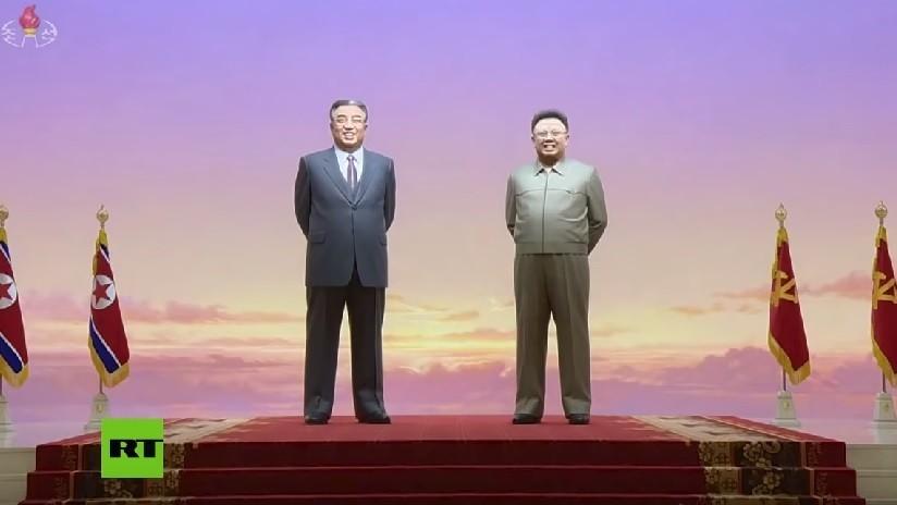 VIDEO: Kim Jong-un conmemora el 77º aniversario del nacimiento de su padre, el Día de la Estrella Resplandeciente