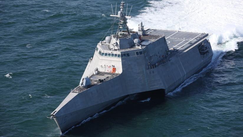 El buque ultranuevo con tecnología de sigilo USS Tulsa entra en servicio en la Armada de EE.UU.
