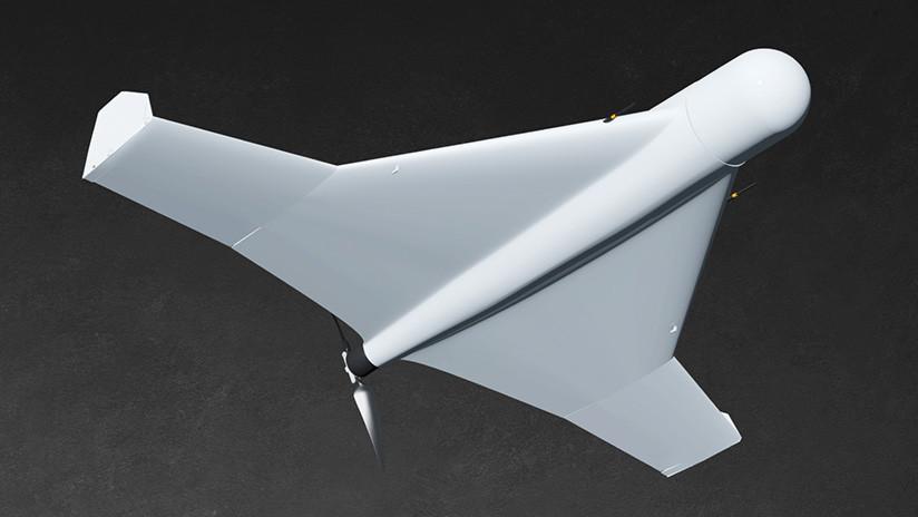 VIDEO: Kaláshnikov presenta un flamante dron que explota al alcanzar su objetivo