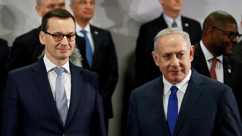 El primer ministro polaco no asistirá a una cumbre en Israel después del polémico comentario de Netanyahu sobre el Holocausto