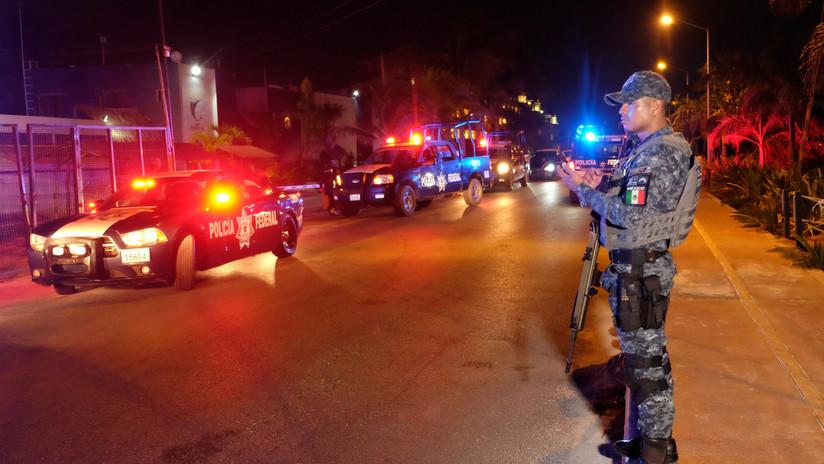 Ataque armado en un bar en Cancún deja cinco muertos y cinco heridos