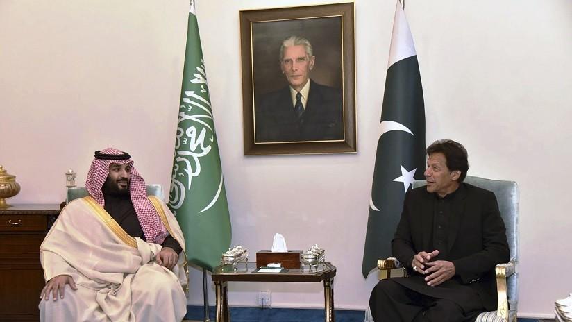 Arabia Saudita invertirá 20.000 millones de dólares en Pakistán