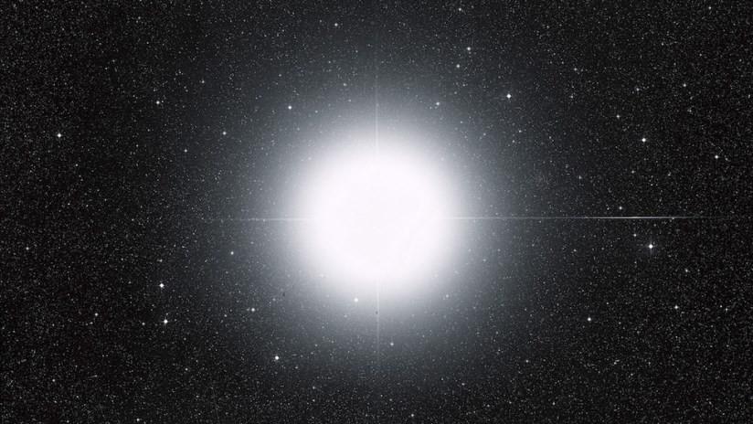 Un asteroide eclipsará a la estrella más brillante del cielo nocturno este lunes