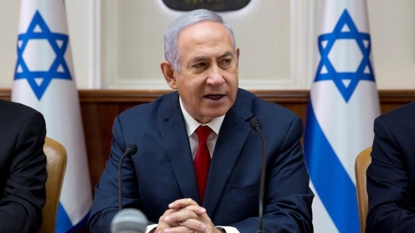 Netanyahu renuncia como ministro de Exteriores, manteniendo otros 3 cargos ministeriales
