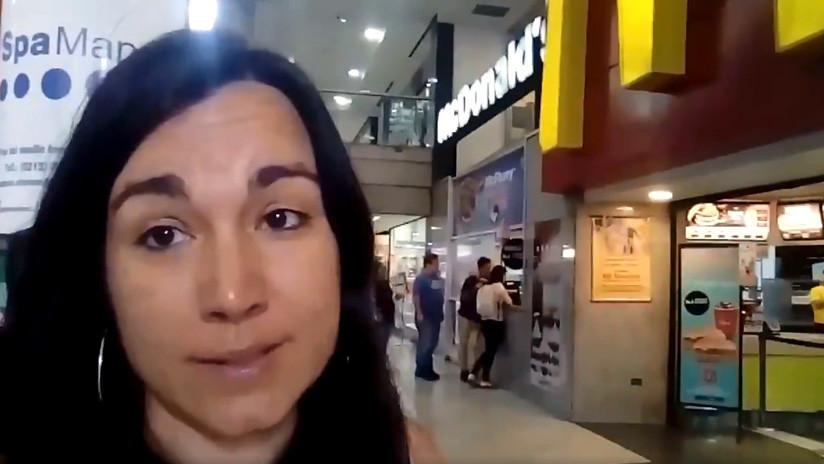 """La politóloga española que mostró otra realidad de Caracas: """"El argumento de la crisis humanitaria es absurdo"""""""