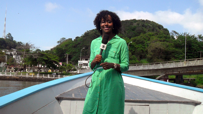 Por primera vez una periodista negra presentará los principales informativos brasileños (VIDEO)