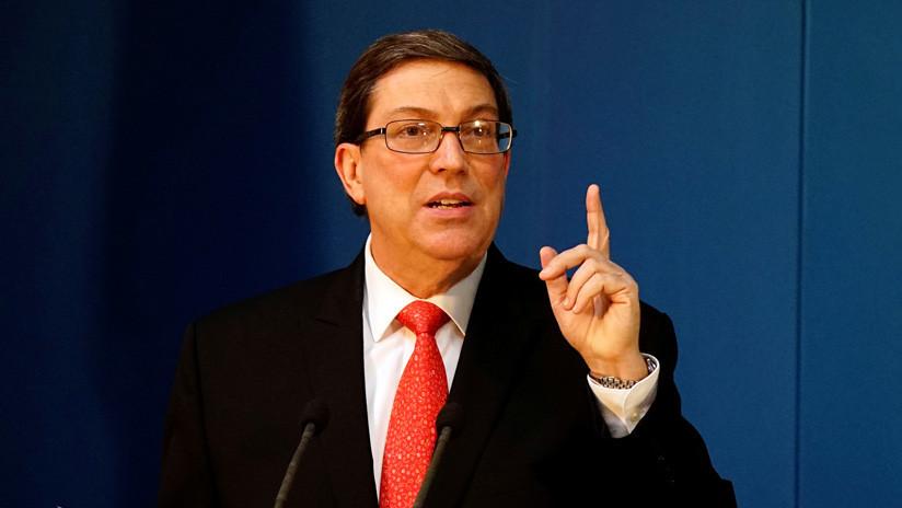 "Cuba llama a expresarse ""contra el empleo de la fuerza militar estadounidense en Sudamérica"""