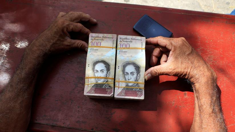 Venezuela contabiliza 38.000 millones de dólares en pérdidas por sanciones de EE.UU. en tres años