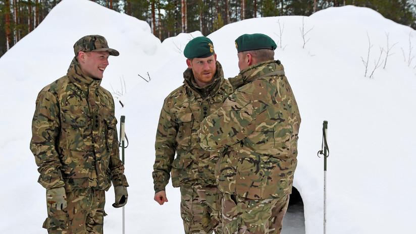 La OTAN 'no pierde el Norte': Reino Unido anuncia que se expandirá más allá del círculo polar ártico
