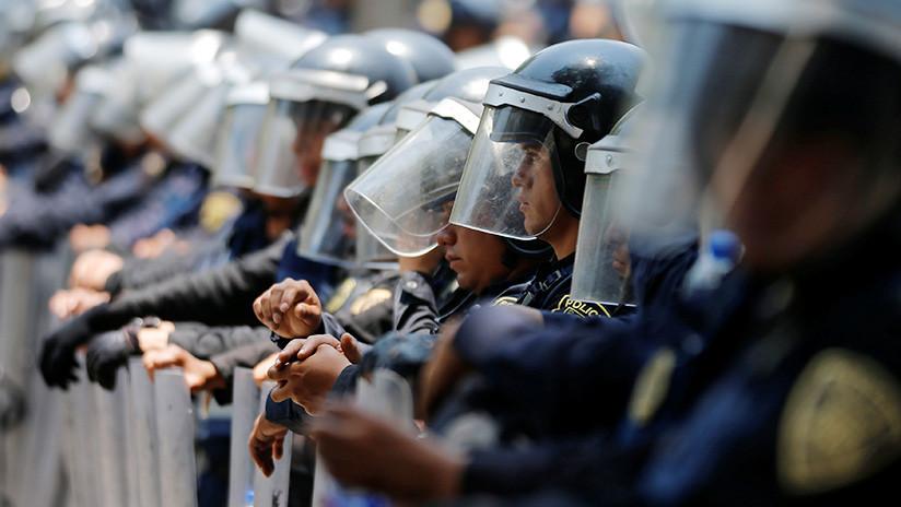 Se aprueba en comisiones el dictamen de la Guardia Nacional en México