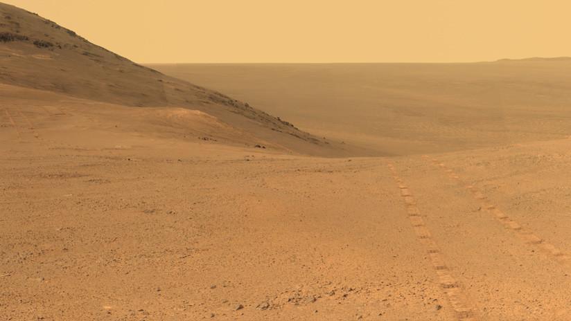 La NASA pretende aterrizar en Marte a mediados de 2030