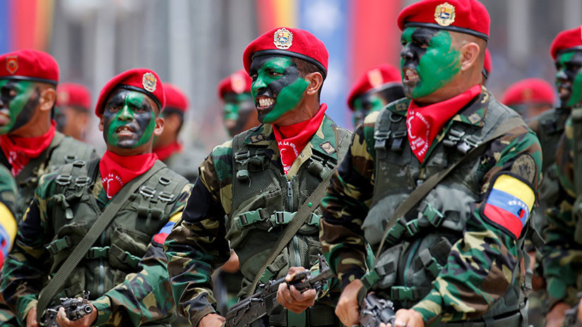 "Rusia califica de ""chantaje"" el llamado de Trump al Ejército venezolano para que reconozca a Guaidó"
