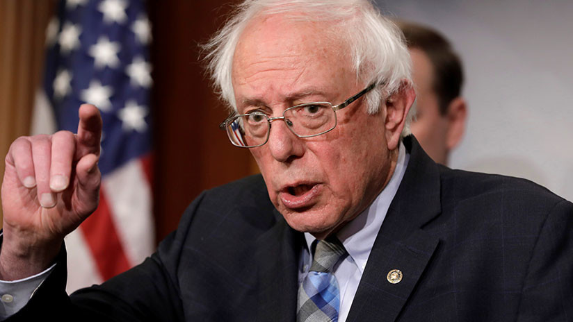 Bernie Sanders quiere ser el candidato Demócrata en las elecciones de 2020