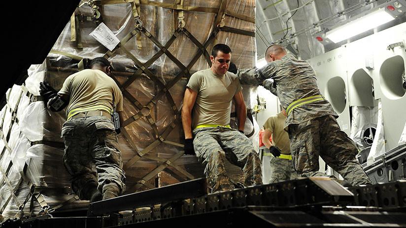 Irak y EE.UU. acuerdan la retirada de las tropas estadounidenses de Siria a través de territorio iraquí