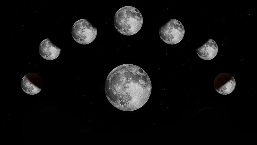 VIDEO: La 'Superluna de nieve', la luna llena más grande y brillante de 2019, ilumina los cielos