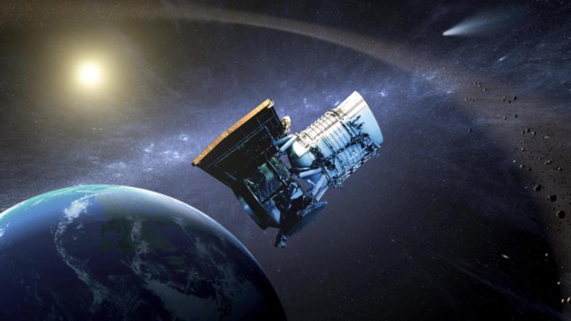¿Tenemos que estar preocupados? Un asteroide del tamaño del Big Ben se aproxima a la Tierra a 48.000 km/h