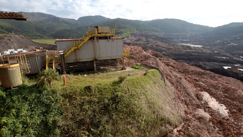 Brasil cerrará todos los diques mineros construidos con la misma técnica que el de la tragedia de Brumadinho