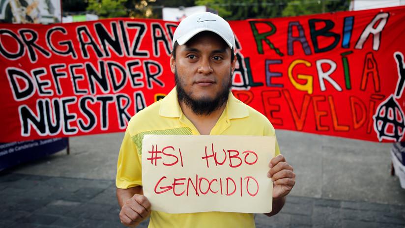 Amnistía total para los criminales de la dictadura militar: Así es la polémica ley que se debate en Guatemala