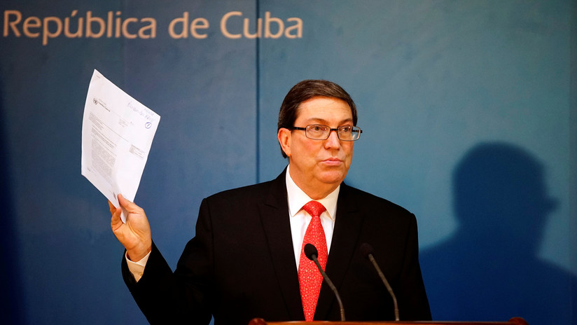 La Habana rebate acusaciones de EE.UU. sobre supuestas tropas cubanas en Venezuela