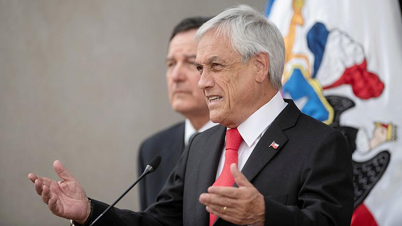"""Piñera excluye a Venezuela de Prosur porque """"no cumple"""" con los requisitos"""