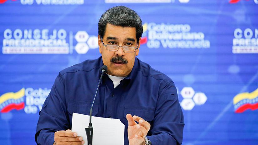 """Maduro afirma que Piñera y Duque serán """"olvidados"""" como un """"mal momento"""" en la región"""