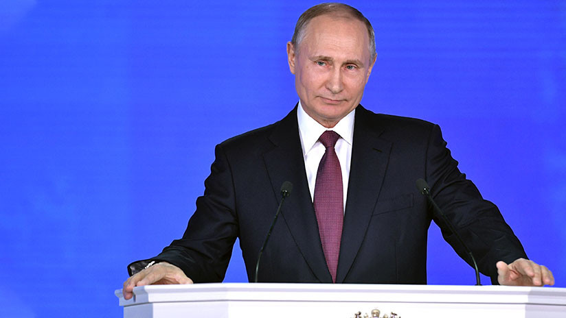 Rusia amenazó con atacar Estados Unidos