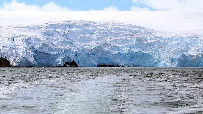 Advierten de las consecuencias del colapso de uno de los mayores glaciares de la Antártida