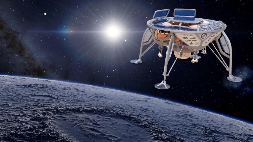Israel espera hacer historia con el lanzamiento de su primera nave espacial a la Luna