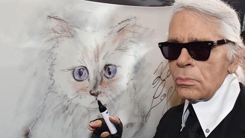 La gata de Karl Lagerfeld podría quedarse con parte de su gran fortuna