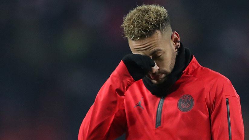 """Neymar confiesa que estuvo """"llorando dos días en casa"""" tras su última lesión"""