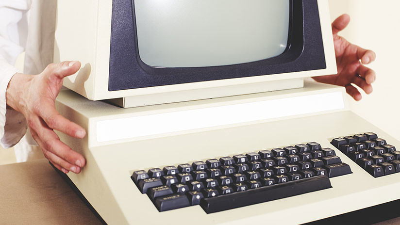 Navegue por la primera web de la historia como hace 30 años