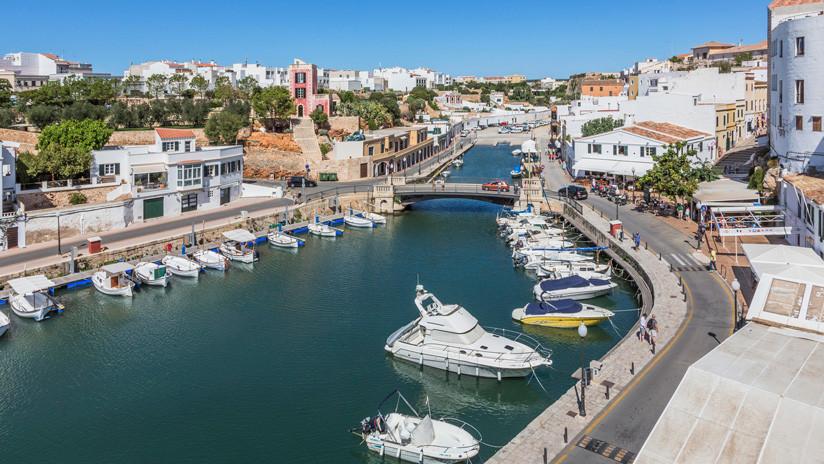 La isla española de Menorca estuvo a punto de ser rusa en dos ocasiones