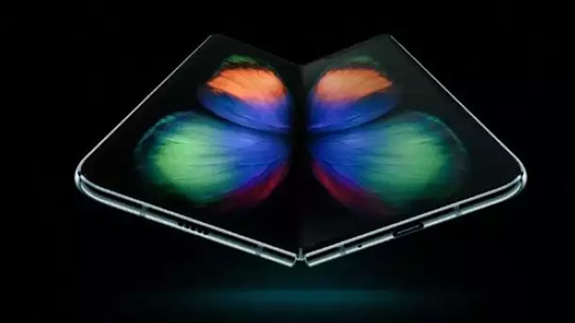 Samsung presenta un teléfono inteligente con pantalla plegable que puede convertirse en tableta
