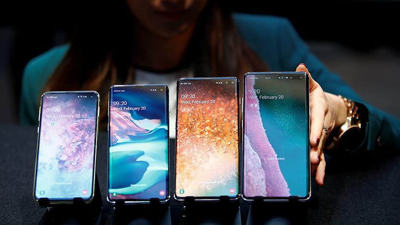 Con 'modo Instagram' y primer escáner ultrasónico: Presentan el nuevo Samsung Galaxy S10