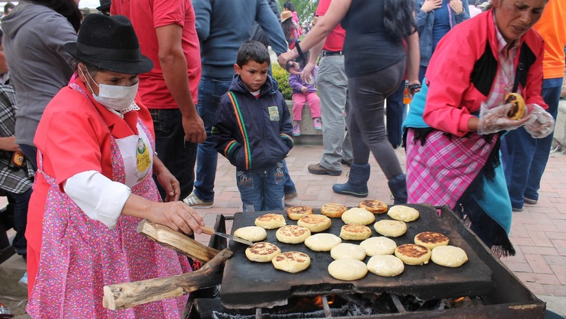 Proponen modificar ley colombiana tras multa a hombre que compró una empanada en la calle