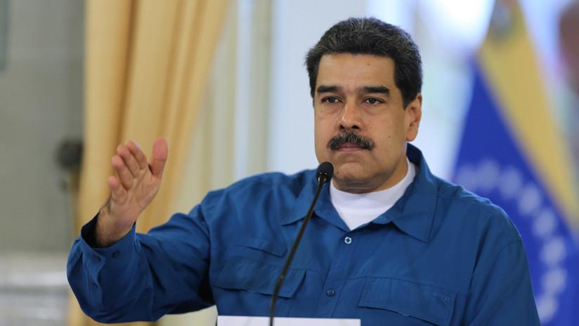 Maduro pide a las Fuerzas Armadas de Colombia que no se presten a una agresión contra Venezuela