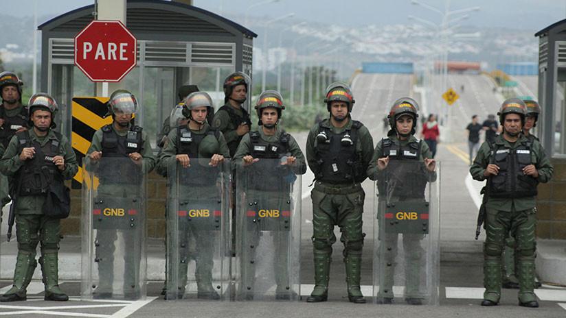 """Rusia: """"EE.UU. prepara una provocación indignante en la frontera entre Colombia y Venezuela"""""""