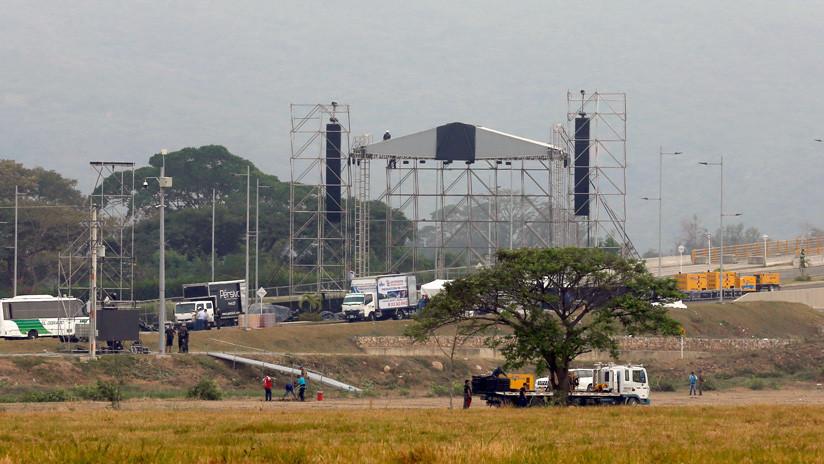 Todo sobre el 'duelo' de conciertos y ayuda humanitaria en la frontera de Colombia y Venezuela