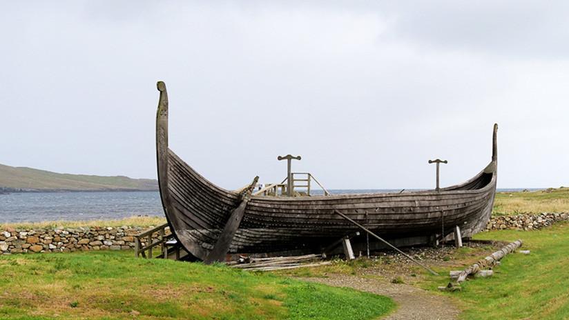 No era un hombre: Fueron de una importante guerrera vikinga los restos hallados hace 140 años en Suecia