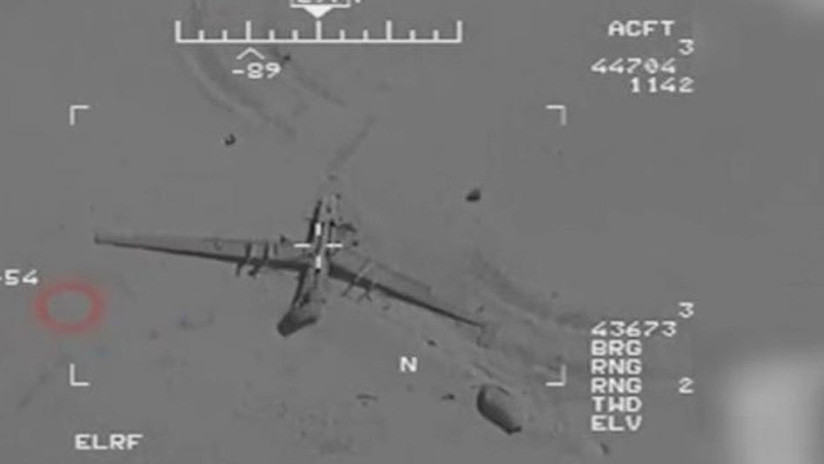 Irán asegura que 'hackeó' drones de EE.UU. y muestra un video como prueba