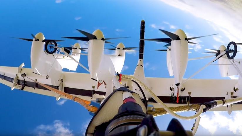 VIDEO: Noruega construirá la primera central eléctrica del mundo con aerogeneradores voladores