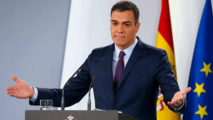 La polémica presentación del libro del presidente Pedro Sánchez
