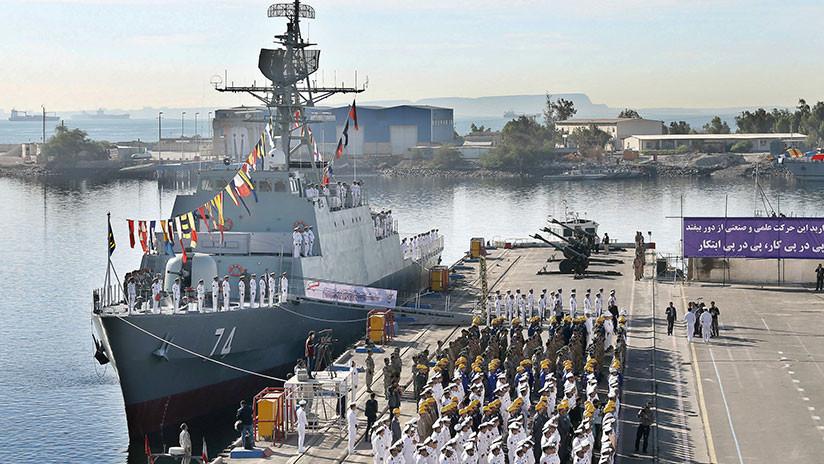 Irán inicia simulacros navales de gran escala en el estrecho de Ormuz y EE.UU. no los puede impedir