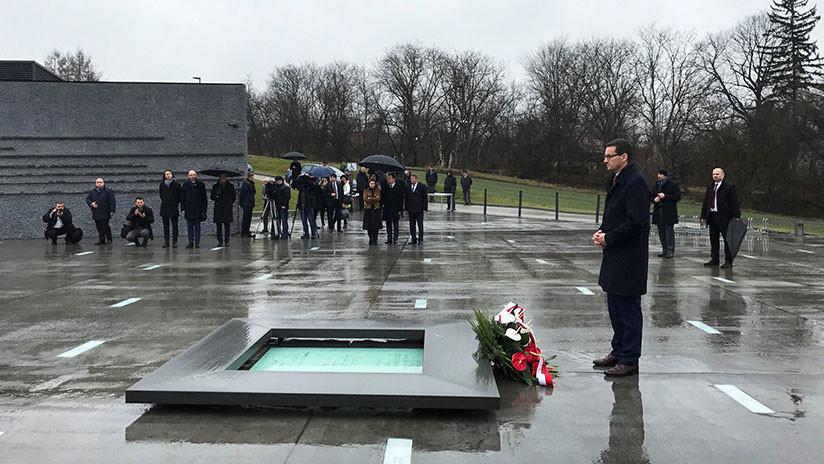 """Primer ministro de Polonia: """"Decenas de miles de polacos ayudaron a los judíos, no nos rendiremos a las mentiras"""""""