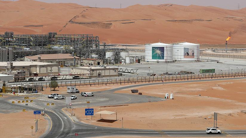 La petrolera de Arabia Saudita firma un acuerdo con empresas de China por 10.000 millones de dólares
