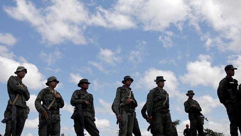 """Gobierno de Brasil descarta una """"acción agresiva"""" en la frontera con Venezuela"""