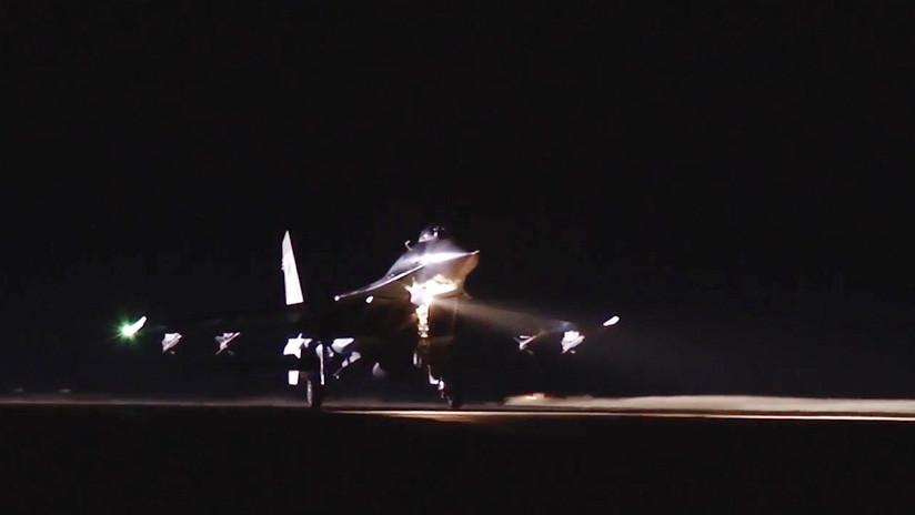 Un caza ruso despegó sobre Báltico para interceptar un avión de reconocimiento sueco que se acercó a la frontera rusa